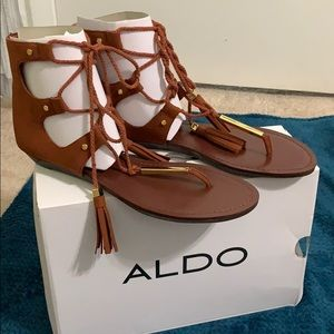Aldo women sandal